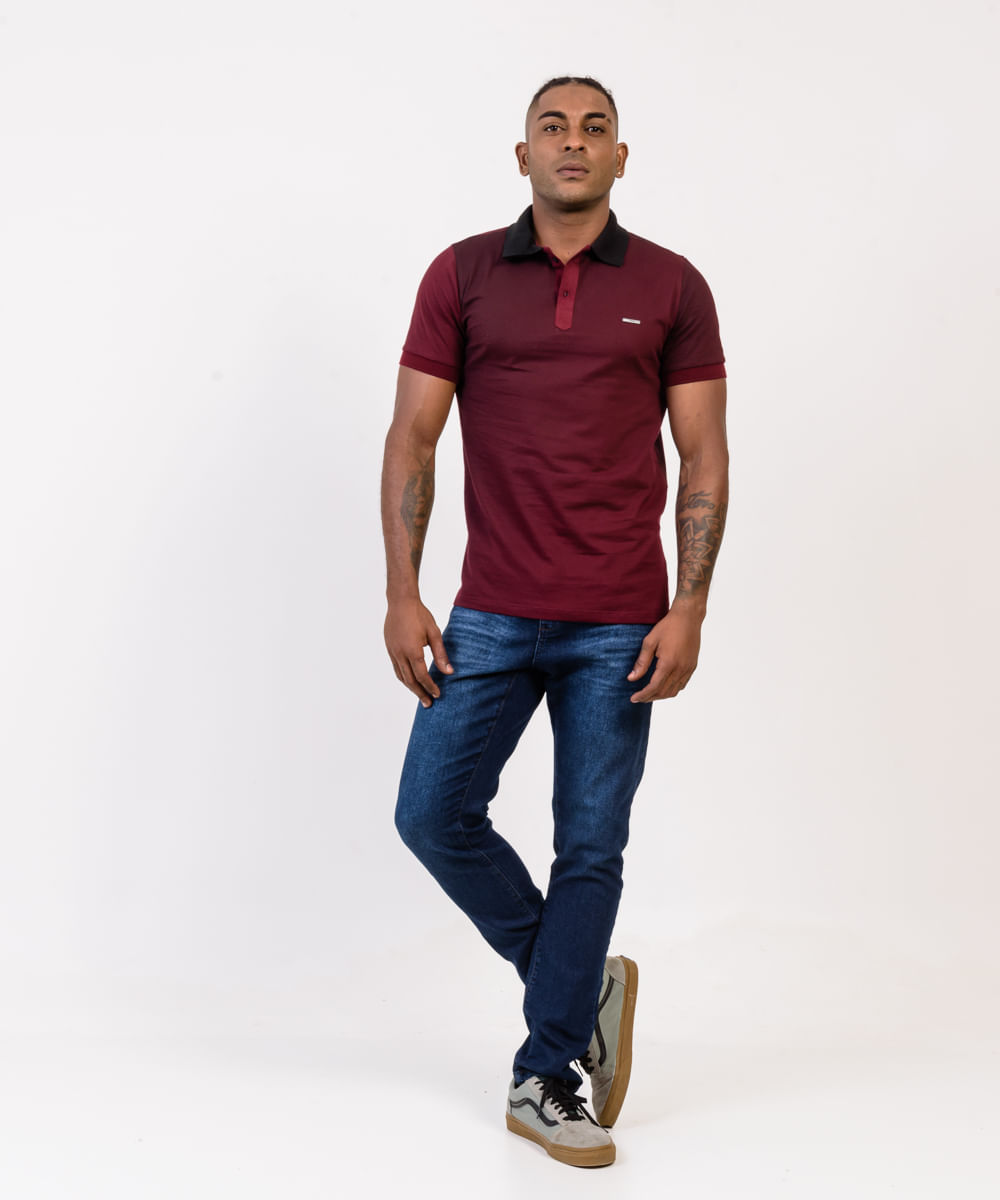 Calca-Masculina-Jeans-Used-Frontal